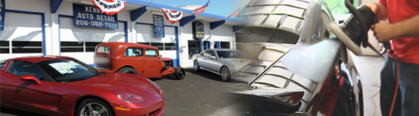 Interior and Exterior Auto Detailing Packages - Kenny's Auto Detail