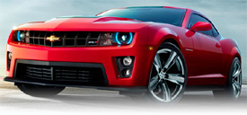 Chevy Muscle Car Exterior and Interior Detailing