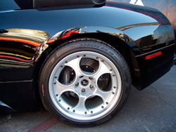 Wheels and Rims Detailing